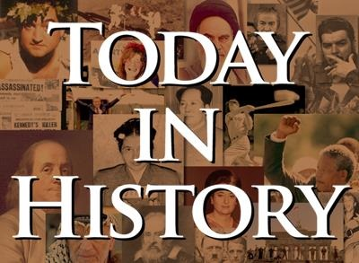 News video: Today in History for  July 9th