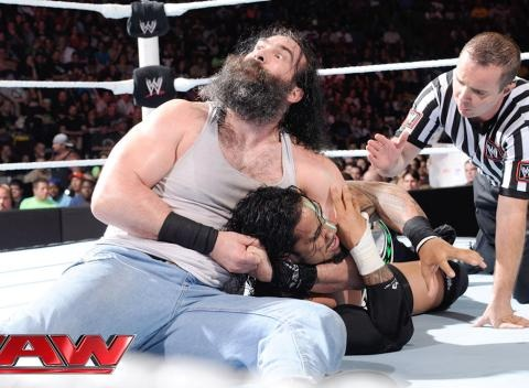 News video: The Usos Vs. Luke Harper & Erick Rowan: Raw, July 7, 2014