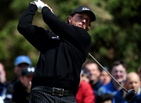 News video: Mickelson Hopes to Do the Double Again