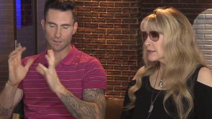 News video: Adam Levine talks The Voice US